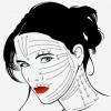 kasvojen kuivakuppaus