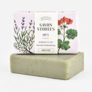 SAVON STORIES saippua